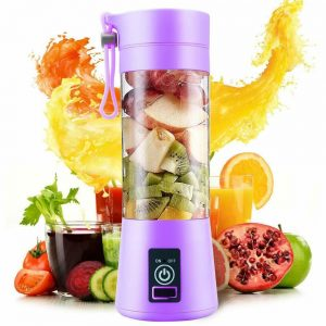 Juice Blender Portable Electric Juicer Bottle