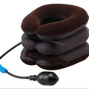 Cervical Neck Traction Device | Inflatable Pillow